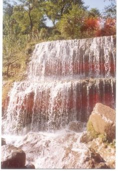 Famous Waterfalls in India  by Aparana Chauhan, via Flickr