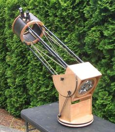 "David Nemo 8"" string telescope"