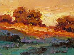 Palette Knife Painters: ART COMMENTS BY TOM BROWN