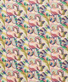 Liberty Art Fabrics Anise Tana Lawn Cotton | Fabric | Liberty.co.uk