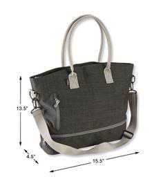 Wayside II Tote Bag, Heathered