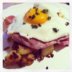 #patate #speck #uovo come in Trentino
