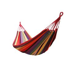 High Quality Colorful Mesh Hammock Travel Camping Hammock Red -- Read more reviews of the product by visiting the link on the image.