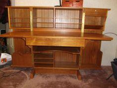 hideaway desk only $100