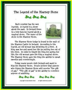 Patrick& Day: the legend of the Blarney stone, Ireland Vacation, Ireland Travel, St Pattys, St Patricks Day, Saint Patricks, Irish Quotes, Irish Sayings, Blarney Stone, Irish Eyes Are Smiling
