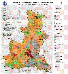 Bayburt Kenti Çevre Düzeni Sentezi Land Use, Urban Planning, 3ds Max, Urban Design, How To Plan, Architecture, World, Arquitetura, The World