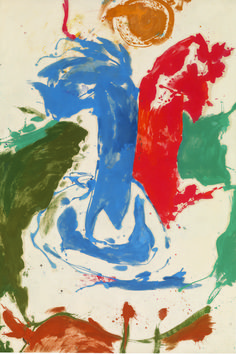 Helen Frankenthaler | Two Live as One on a Crocodile Isle (1959) | Artsy                                                                                                                                                                                 More