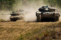 Leopard 2A6-gevechtstank | Koninklijke Landmacht | Defensie.nl