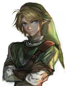 "The Legend of Zelda series, Link / Work by cocacolllllllla/수줍 on Twitter: ""~오늘의 딴짓~"""