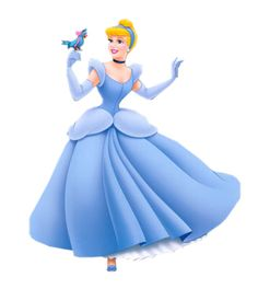 Cinderella Clipart and Disney Animated Gifs - Disney Graphic Characters Brought to You by Triplets And Us
