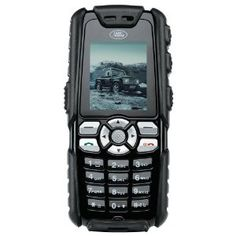 Land Rover S1 Phones, Telephone