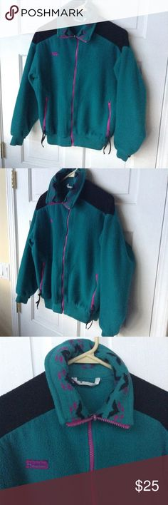 Columbia Fleece Jacket Size M ❤️ In great condition. ❤️ Columbia Fleece. Columbia Jackets & Coats