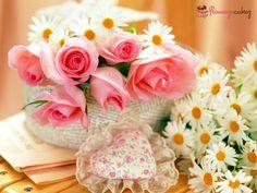 Start your morning with the freshness of #fresh #flowers... http://www.flowerzncakez.com/