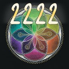 The number sequence 2222 indicates that newly planted ideas are beginning to take form and grow into reality for you.  Your manifestation will soon be evident, so maintain a positive attitude and continue with your good work.  Keep holding positive thoughts, continue positively affirming and keep visualizing.  The reaping of rewards is just ahead of you.