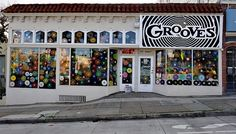 Grooves - San Francisco (Record Store)