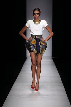 I want this #AfroFunky skirt!