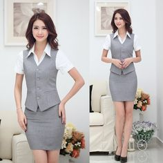 Image result for official wear for slim ladies