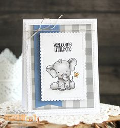 Gina K Designs Inspirations Hop Day 2 (Just Give Me Stamps...) More
