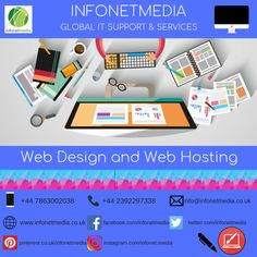 Web Hosting - Best IT Support & Services in Portsmouth Area I Infonetmedia Secure Hosting, Seo Packages, Computer Service, Online Support, Create Your Own Website, Design Web, Digital Marketing Services, Search Engine Optimization, Cheap Web Hosting