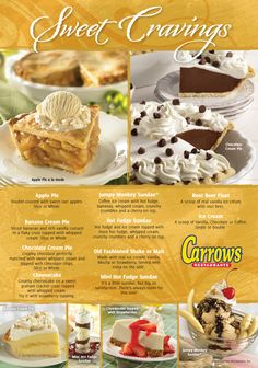 I love Carrows for ONE reason. The jumpy monkey Sundae. See the picture at the bottom.