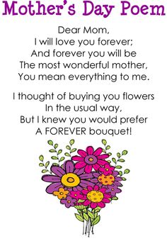 How To Write Great And Original Mothers Day Poems Images