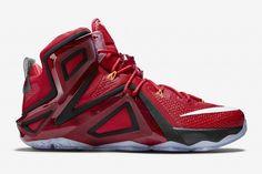 """Nike LeBron XII Elite """"Team"""""""