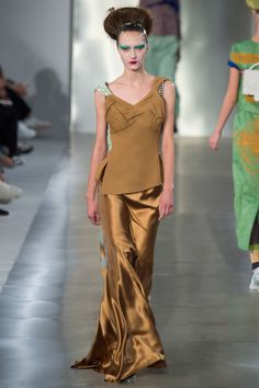 John Galliano for Maison Margiela   Spring Summer   2016 Ready-to-Wear