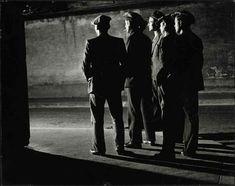 La bande du Grand Albert, quartier Italie, 1931/1932 - Brassaï