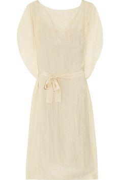 MARNI  Silk-chiffon dress