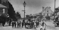 More than a century ago – Chesterton Road in the early 1900s
