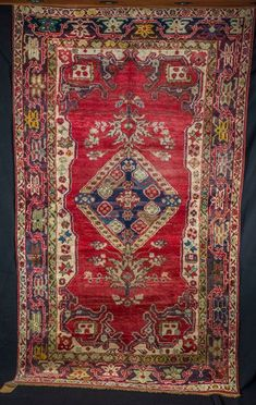 Vintage Rug from Dazkiri