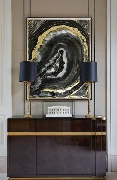 Mineral Painting with decorative stones Resin Art Original Painting Gold Painting On Canvas Resin Painting Fluid Painting by Julia Kotenko by JuliaKotenkoArt on Etsy