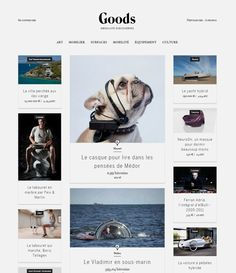 25 Outstanding Magazine Style Website Designs (click image for more) Simple Web Design, Web Design Tips, Web Design Services, Graphic Design Layouts, Web Design Inspiration, Magazine Website, Cool Magazine, Web Magazine, Layout Online
