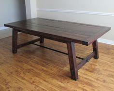 Items Similar To Handmade Rustic Dining Table Person On Etsy