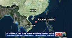 @Osvaldo_Villar via Pêche bateau naufrage au Viet Nam, la Chine a critiqué acte dangereux http://www.cnn.co.jp/world/35048549.html du renversement complet, Chine ! Dans le monde entier, Chine !CNN.co.jp 拡大画像