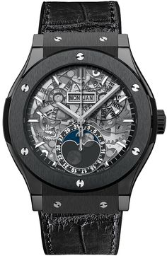 Hublot Official Website - Discover all watches from the elegant Classic Fusion collection. Find a boutique and prices of your favourite timepiece. Hublot Classic Fusion, Moonphase Watch, Hublot Watches, Women's Watches, Titanium Watches, Fine Watches, Unique Watches, Luxury Watches For Men, Luxury Watches