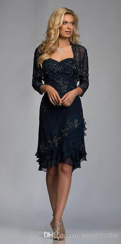 Free Jacket 2015 Groom Crystal Sexy Short Mother Of The Bride Suits Cheap Evening Dresses Dress Party Gowns 3/4 Long Sleeve Pant Plus Size Mother Of The Bride Dresse Mother Of The Bride Dresses Auckland From Bridefashion, $111.02| Dhgate.Com
