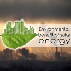 take a look at some of the key health & environmental benefits of solar energy. Decreasing costs are only one of the many benefits of solar energy Key Health, Website Link, Go Green, Solar Energy, Benefit, Environment, Solar Power