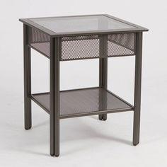 Outdoor Woodard Jax End Table - 2J0033-52
