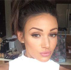 Michelle Keegan makeup... GORGEOUS!!!!!!