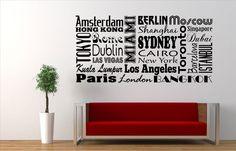 Kultúrák/Városok » MatricArt - falmatrica webáruház
