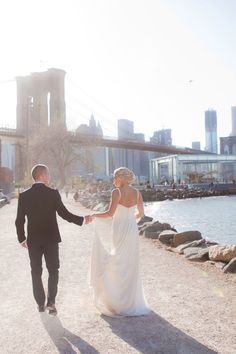 New York City Destination Wedding - Photography by Samantha Lauren Photographie