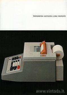 1967: OLIVETTI DIVISUMMA 26,