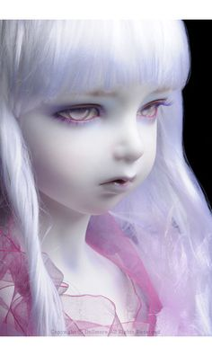 DOLLMORE BJD NEW Lusion Doll - Ice Dahlia(Make UP, No body…