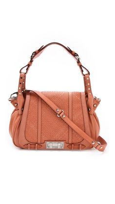 e2fcc81d92a1 Rebecca Minkoff Endless Love Satchel (absolutely adore the color!) Endless  Love