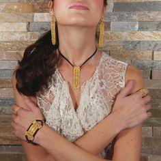 REGAL GOLD JEWELRY SET loredanamandas.com