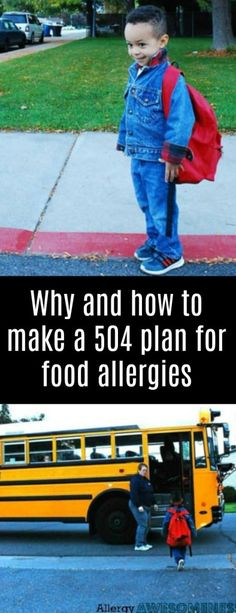 to Put in Your Child's 504 Plan for their Food Allergies What to Put in Your Child's 504 Plan for their Food Allergies by An example of a 504 plan plus the most common questions! Signs Of Food Allergies, Common Food Allergies, Kids Allergies, Gluten Allergies, Seasonal Allergies, Dairy Free Diet Plan, Free Diet Plans, Dairy Free Recipes, Gluten Free