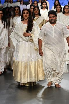 Gaurang at Lakmé Fashion Week Summer/Resort 2017 Here are some of our favorites from Gaurang's collection for summer/resort 2017. White seems to be the IT color