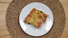 Slaný cuketový koláč - video | Varecha.sk Quiche, Breakfast, Fitness, Food, Morning Coffee, Essen, Quiches, Meals, Yemek