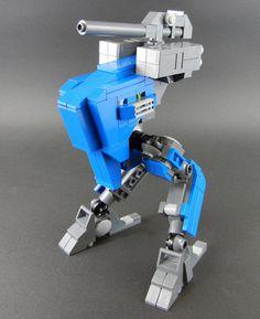 ishihiro. Lego mech.